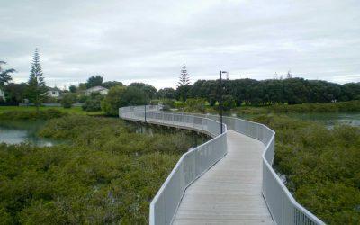 Te Ara Tahuna Estuary Cycleway + Walkway
