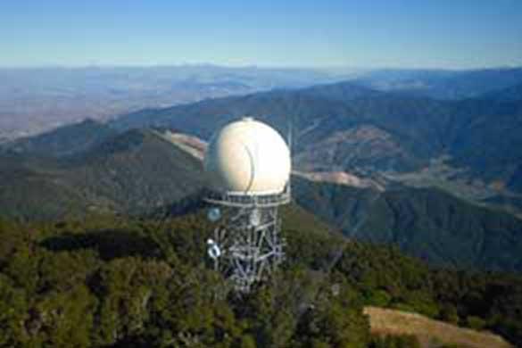 Mt Robertson Radar Tower